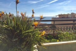 VIA PADRE SEMERIA-terrazza/giardino